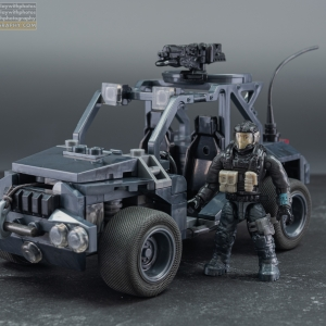 ATV Ground Recon | Mega Construx Call of Duty | Photober Special