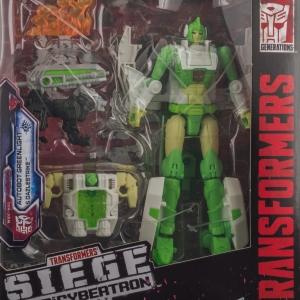 Greenlight & Dazlestrike | War For Cybertron: Siege | Transformers Generations