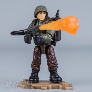 Incendiary Soldier | Mega Micro Gallery
