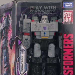 Megatron | War For Cybertron: Siege | Transformers Generations