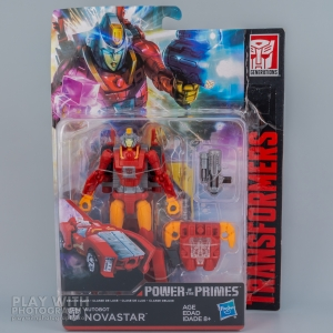 Novastar | Power of The Primes | Transformers Generations