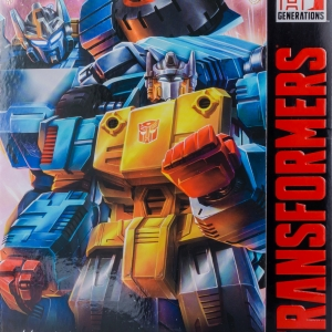 Punch - Counterpunch | Power of The Primes (Special Edition) | Transformers Generations