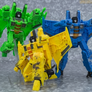 Rainmakers 3-Pack | War For Cybertron: Siege | Transformers Generations