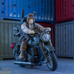 Sidecar Pursuit | Mega Construx Call of Duty | Photober Special