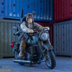Sidecar Pursuit | Mega Construx Call of Duty | Photober Special