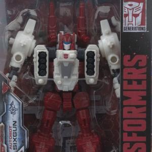 Sixgun | War For Cybertron: Siege | Transformers Generations