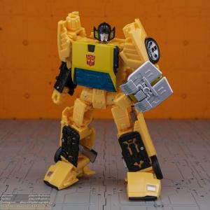 Sunstreaker | War For Cybertron: Earthrise | Transformers Generations