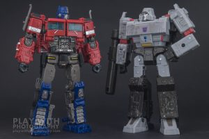 PREVIEW GALLERY: Studio Series 38 Optimus Prime