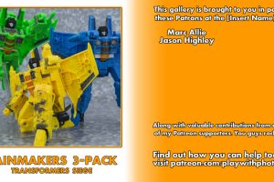 GALLERY: Transformers Siege Rainmakers 3-Pack