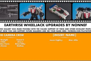 GALLERY: Nonnef Productions Earthrise Wheeljack Upgrade Kits