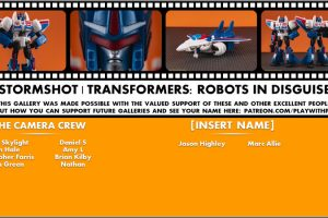 GALLERY: Transformers Robots In Disguise (2015) Stormshot