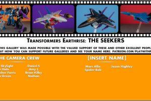 GALLERY: Transformers Earthrise The Seekers (Starscream, Skywarp, and Thundercracker)