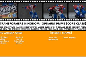 NEW GALLERY: Transformers Kingdom Core Class Optimus Prime